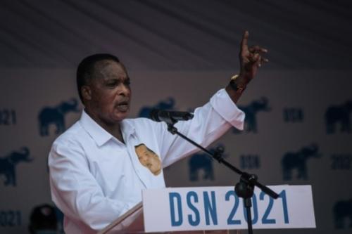 """Sassou Nguesso, """"l'Empereur"""" du Congo"""