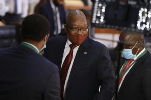 Corruption: l'Afrique du Sud réussira-t-elle à juger Zuma...