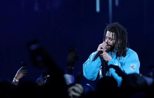 Le rappeur star J. Cole s'engage avec une équipe de basket rwandaise