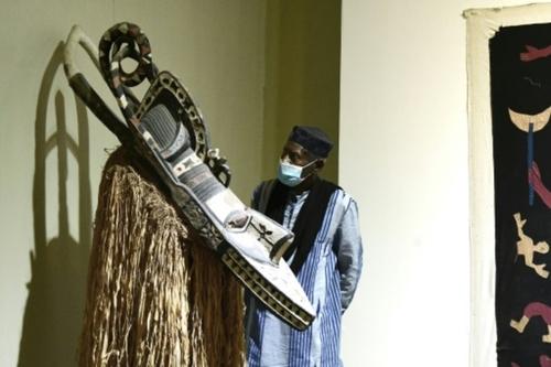 Sénégal: un musée d'art africain aux collections rares rouvre avec...