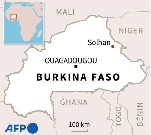 Au moins 138 morts dans l'attaque la plus meurtrière au Burkina...