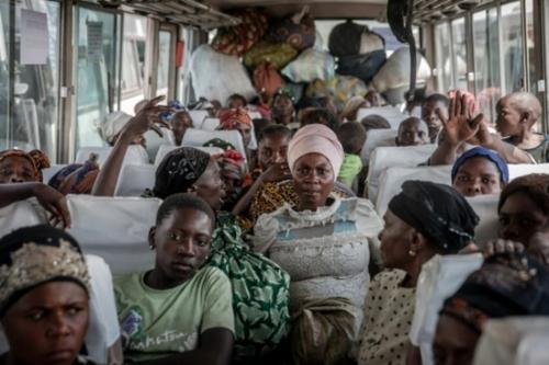 Eruption en RDC: à l'heure du retour, les déplacés partagés entre...