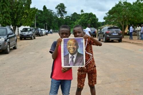 Côte d'Ivoire: accueil triomphal pour Laurent Gbagbo dans son...
