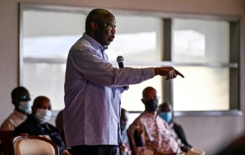 Côte d'Ivoire: Gbagbo affirme qu'en l'envoyant à La Haye, on a...