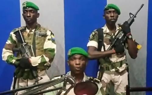 Putsch raté de 2019 au Gabon: 15 ans de prison pour trois militaires