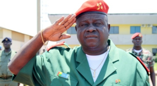 Guinée-Bissau: le président écarte l'extradition d'un ex-putschiste...