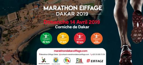 Dakar se prépare pour son Marathon