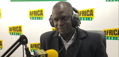 Interview d'Amadou Gallo Fall