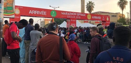 Marathon de Dakar : Pari réussi