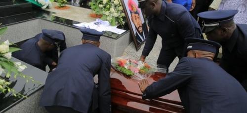Cote d'ivoire : La tombe de DJ Arafat profanée
