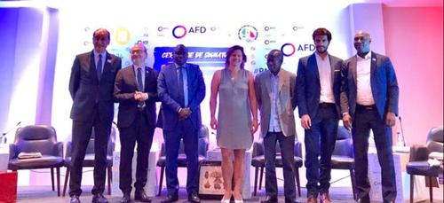 Jeux Olympiques : Paris et Dakar s'associent