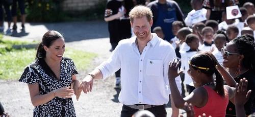 Afrique du Sud : Harry et Meghan dénoncent les violences faites aux...