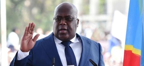 Tshisekedi promet de sortir 20 millions de Congolais de la...