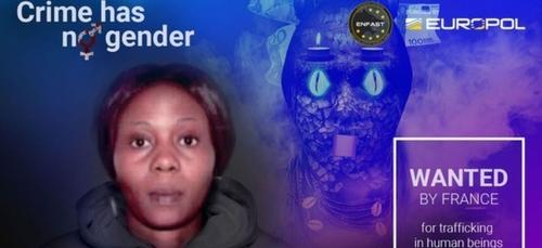 La femme la plus recherchée de France est nigériane
