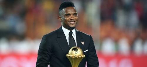 """Eto'o : """"Les joueurs africains ne sont pas respectés"""""""