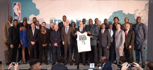 Début des détections de la Basketball Africa League