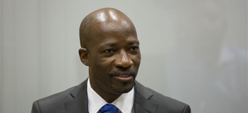 Côte d'Ivoire: le procès de Charles Blé Goudé reporté