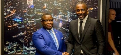 Idris Elba devient citoyen de la Sierra-Léone