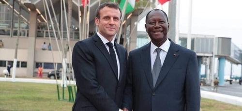 """Franc Cfa - Eco : Macron se félicite d'une """"réforme historique..."""