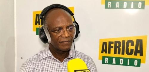 """Mamadou Koulibaly - Monnaie Eco : """"Les français ont voulu faire un..."""