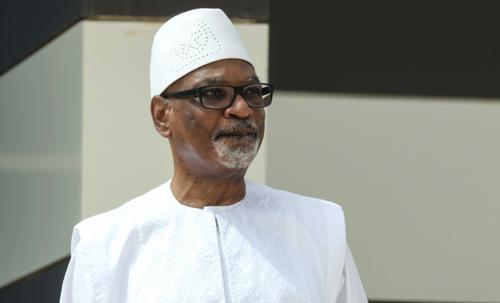 Mali: IBK de retour à Bamako