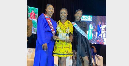 Côte d'Ivoire: Marie Lucienne N'Guessan, la première Miss 2.0