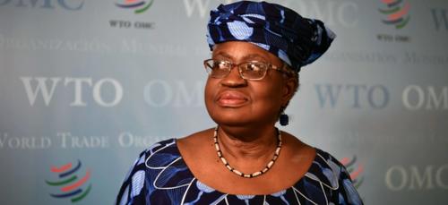 Ngozi Okonjo-Iweala officiellement désignée directrice générale de...