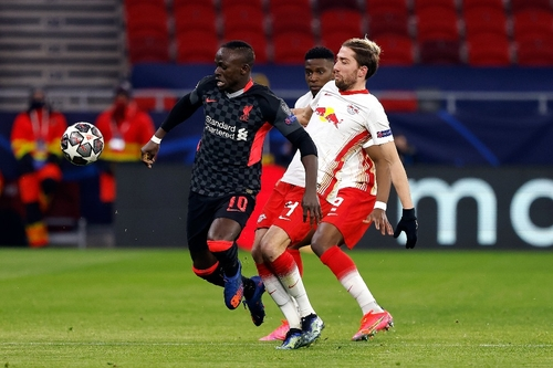 Football : Sadio Mané s'illustre de nouveau avec Liverpool