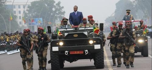 Selon l'OCCRP, le Congo-Brazzaville a importé plus de 100 tonnes...