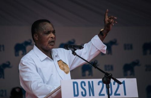 Congo-Brazzaville: Sassou Nguesso réélu président avec 88,57% des voix