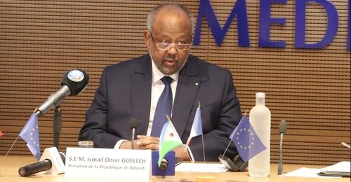 Djibouti : Ismaël Omar Guelleh, réélu avec plus de 97%, un résultat...