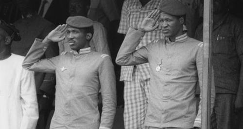 Blaise Compaoré jugé pour l'assassinat de Thomas Sankara