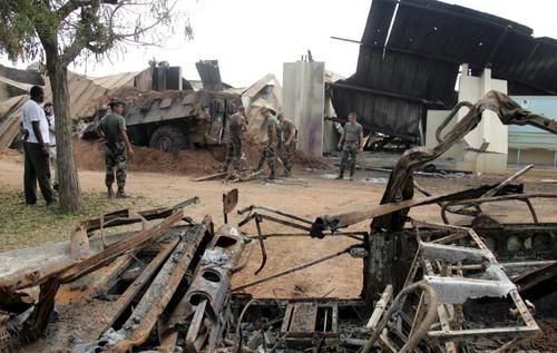 Côte d'Ivoire : Condamnés dans le procès du bombardement de Bouaké,...