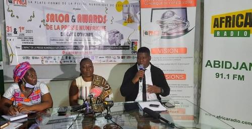 Côte d'Ivoire : 1ère édition du Salon & Awards de la Presse Numérique
