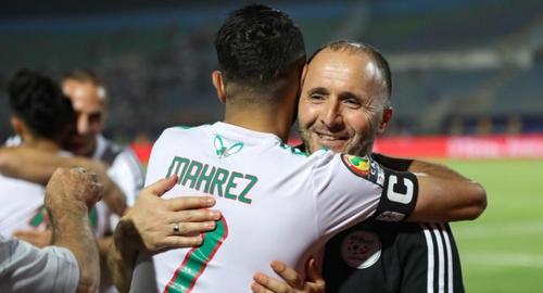 Football - Algérie : Belmadi, l'homme fort