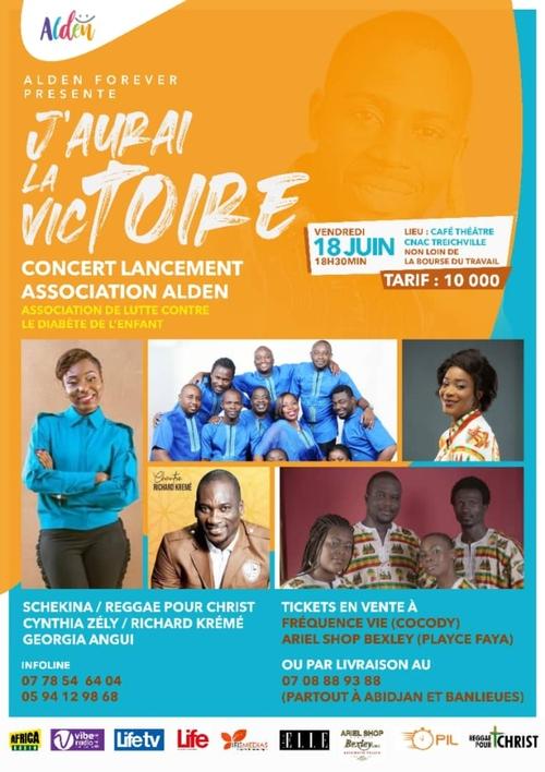 Côte d'Ivoire : Un concert en prélude au lancement de l'Association...