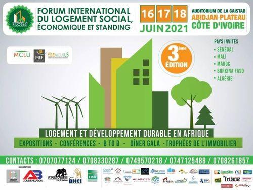 Côte d'ivoire : Filoses 2021, vers une redynamisation du secteur du...