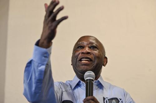 Laurent Gbagbo à propos de son procès à la CPI : ÈÈCe n'était pas...