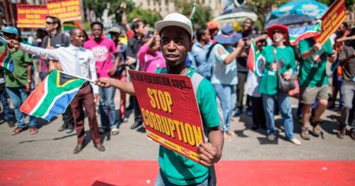 En Afrique du Sud, la corruption entache l'héritage de lutte contre...