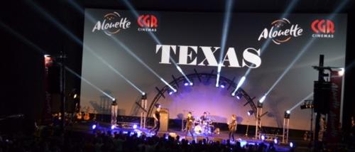 Concert Privé Alouette Kyo et Texas