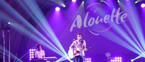 Concert Privé Alouette - Tours - 22 mai 2017