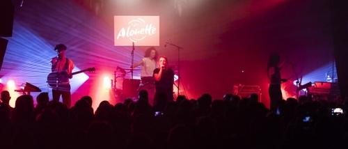 Concert Privé Alouette - Cognac 23 mai 2018