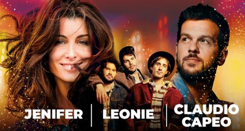 Concert Privé Alouette - Jenifer, Claudio Capéo, Leonie - Angers -...