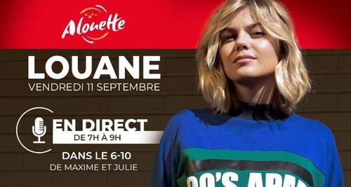 Louane - Invitée Alouette