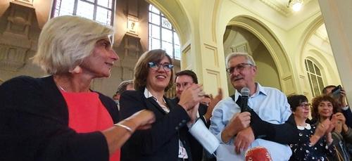 Limoges : Emile Roger Lombertie réélu