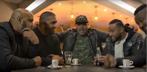 "Vidéo : Nounours parodie ""Mi Corazon"" de Dj Sem et Marwa Loud"