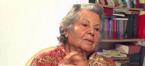 Fethia Mzali, première femme ministre de l'histoire tunisienne est...