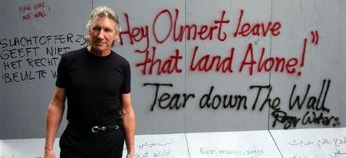 (Vidéo) Roger Waters écrit une chanson avec un groupe palestinien...