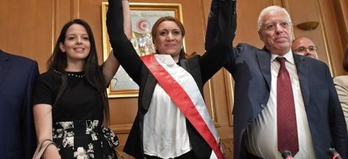 Souad Abderrahim devient la première femme maire de Tunis