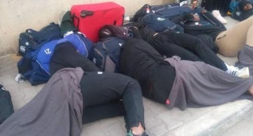 En Tunisie, mal accueillie, l'équipe de rugby du Zimbabwe obligée...